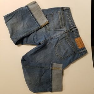 Tommy Hilfiger Cropped Capri Jeans with Cuff